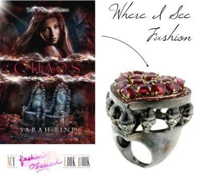 Where I See Fashion: Chaos!