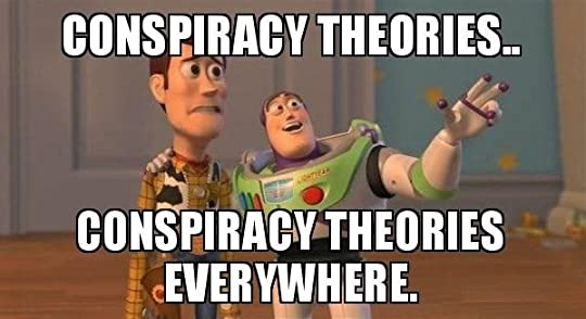Toy story Conspiracy
