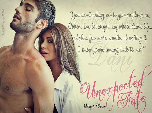 #UnexpectedFate