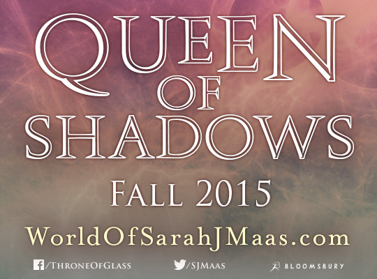 Queen Of Shadows Throne Of Glass 4 By Sarah J Maas