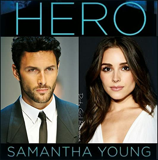 Hero (Hero, #1) by Samantha Young