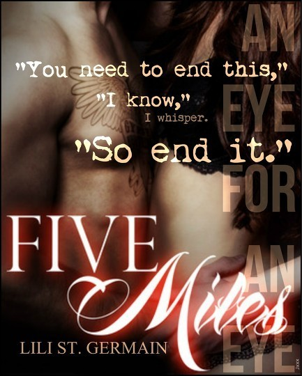 Ebook Five Miles Gypsy Brothers 3 By Lili St Germain