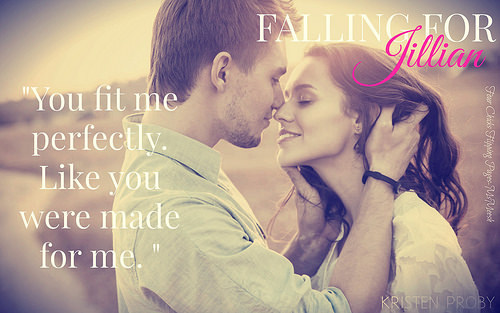 #FallingForJillian