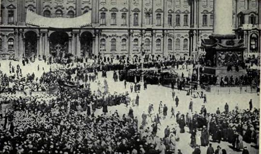 18957f6e8 هذه هي الحرب تندلع الثورة الروسية..يسقط يسقط حكم القيصر، عيش ، سلام ، أرض.  ..ألم ينبغي أن ينادوا بالحرية ايضا والحرب تزداد أشتعالا بين ألمانيا ,  أنجلترا ...