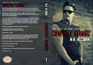 Covertly Strong Cover Paperback