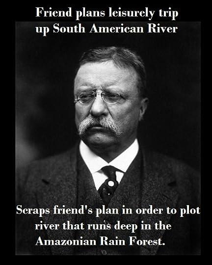 Roosevelt Amazon Meme