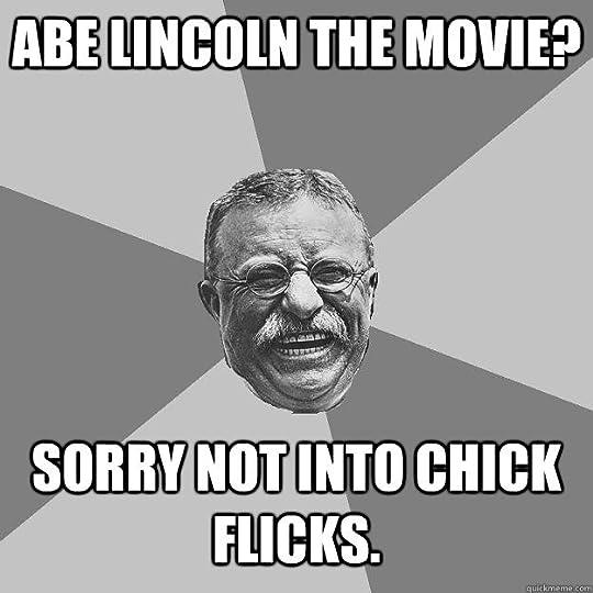 Roosevelt Lincoln Meme