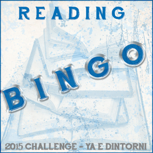 YA Reading bingo cover