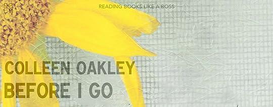 before i go colleen oakley pdf