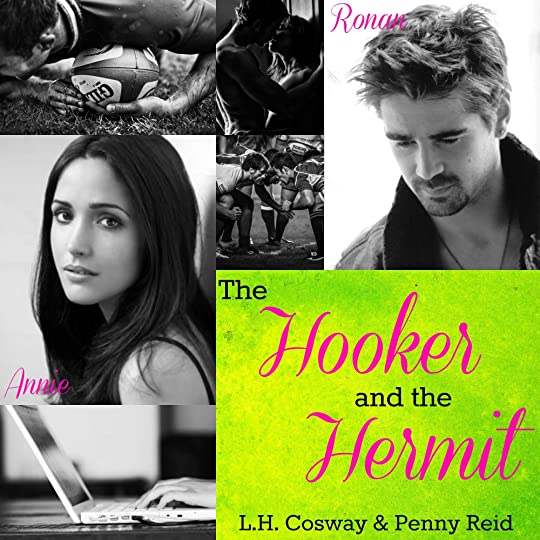 The Hooker And The Hermit Rugby 1 By L H Cosway