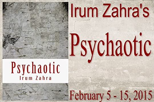Ebook Psychaotic See The World In Red And Black By Irum Zahra