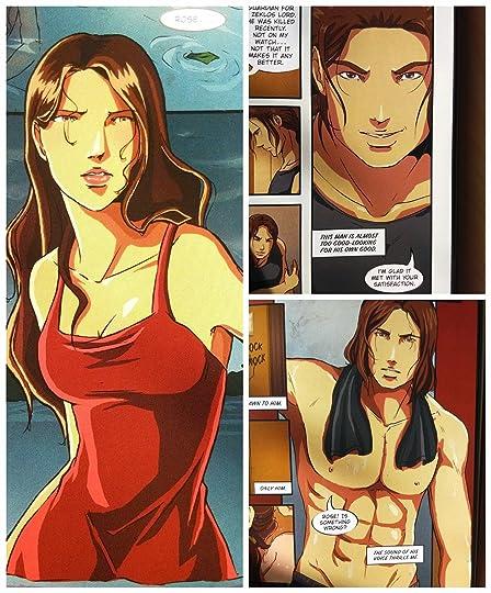 Shadow Kiss Graphic Novel Pdf