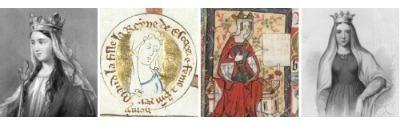 Matildas Flanders Scotland Empress Boulogne