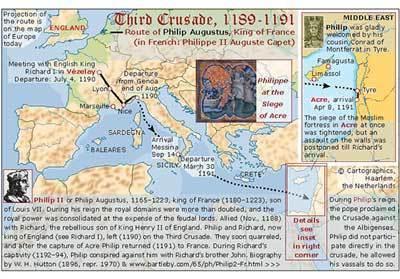 Philip II Crusades