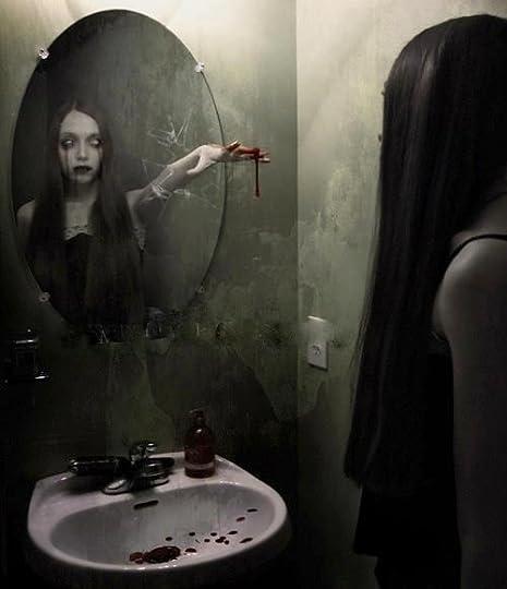 Mirrors... so creepy! - horror photography | Reflections | Cool Horror Photography