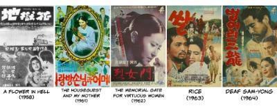Shin Sang-Ok Choi Eun-Hee Movies