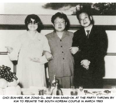 Choi Kim Jong Il Shin 1983