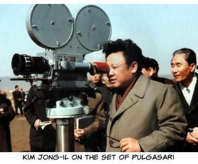 Kim Jong Il Pulgasari