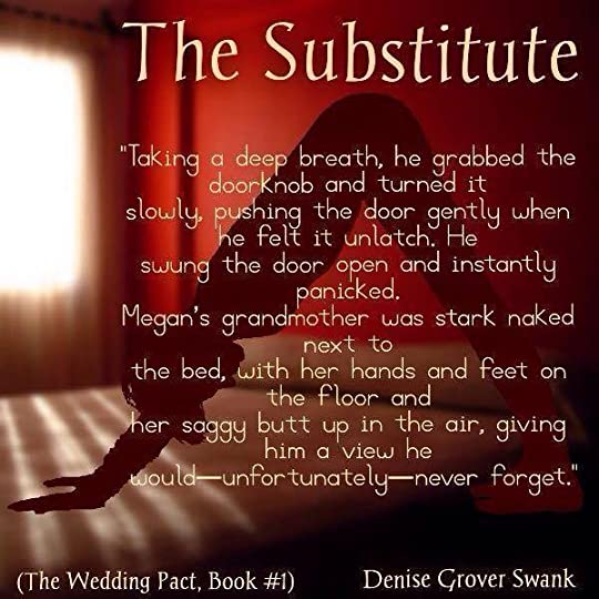 The substitute the wedding pact 1 by denise grover swank photo 1094054910690820464401912725531097053667631nzpsdyuwilz2g fandeluxe PDF