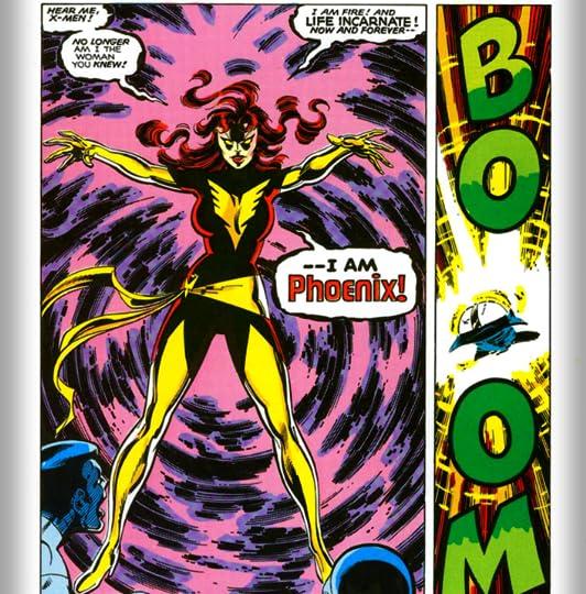 dark phoenix comics plot