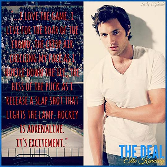 The deal off campus 1 by elle kennedy a big reason to why this book was such a winner for me was the hero garrett it may be just me but im a little tired of heroes who are bad fandeluxe Image collections