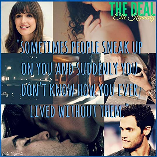 The deal off campus 1 by elle kennedy much like the way hannah and garrett surprised each other and everyone else when they fell in love this book also surprised me in the best of ways fandeluxe Image collections