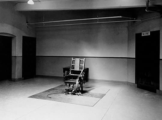 The electric chair at Sing Sing prison in Ossining, N.Y., in 1953. Credit Associated Press photo 19ConoverSUB-articleLarge1_zps1xngknab.jpg