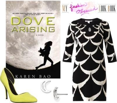 Book Look: Dove Arising!