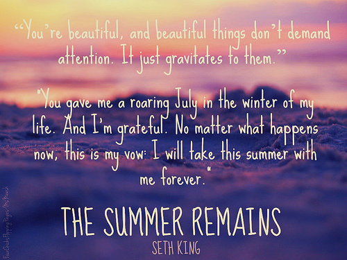 #SummerRemains