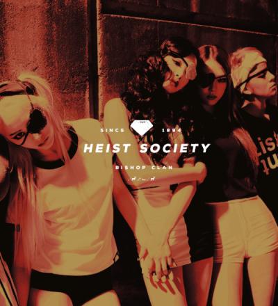 Heist Society Ebook