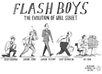 Flash Boys The Evolution of Wall Street