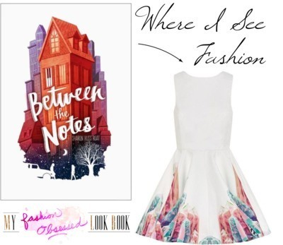 Where I See Fashion: Between the Notes!