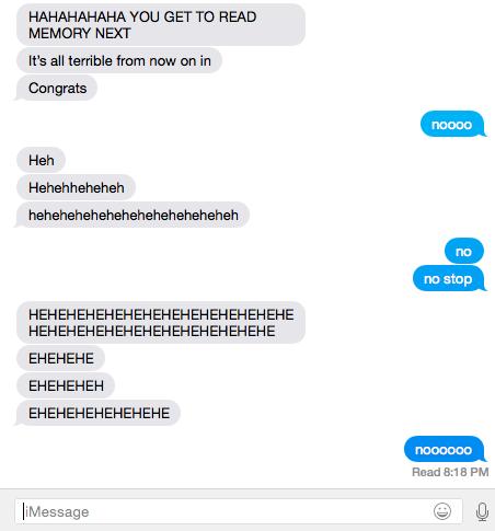 jasmine's response