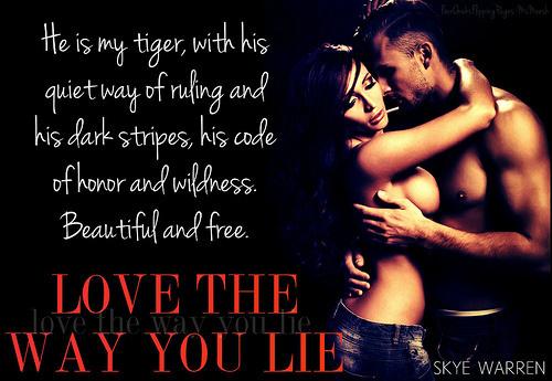 #LoveTheWayYouLie