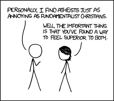 Atheism Bashing