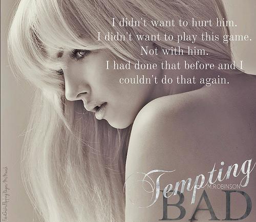 #TemptingBad1