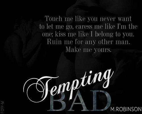#TemptingBad2