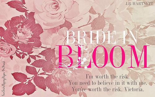#BrideBloom2