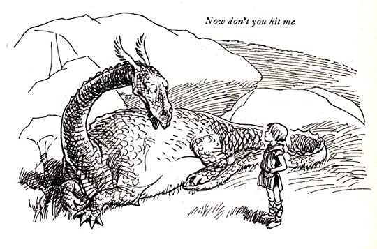 a review of the reluctant dragon by kenneth grahame The reluctant dragon is an 1898 children's story by kenneth grahame (originally  published as a chapter in his book dream days), which served as the key.