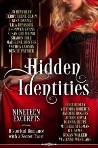 HIdden Identities cover