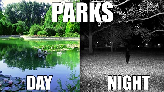 day and night park