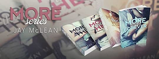 teacups and book love: Cover Reveal: More Than Forever by Jay ...