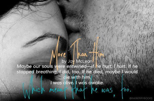It's Release Day! Jay McLean's More Than Him on InkBerry Books