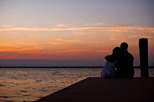 Gallery For > Sunset Pictures With Couples