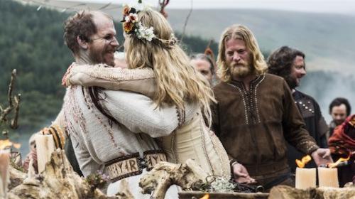 Floki Helga Wedding
