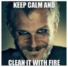 Keep Calm Floki
