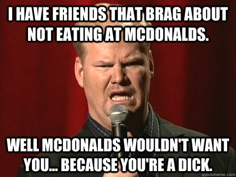 Funny Memes For Work Friends : Food: a love story by jim gaffigan