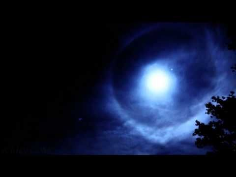 ringed full moon with a midnight blue sky - Google Search