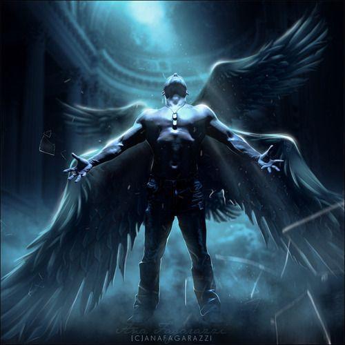 Winged Man