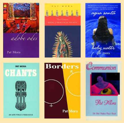Pat's poetry collections for adults